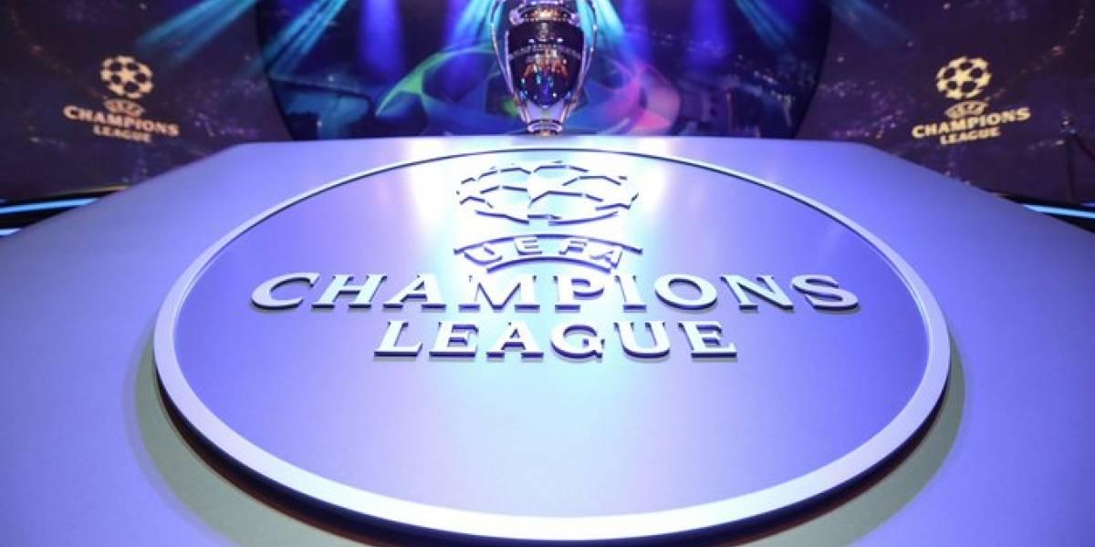 Así quedaron conformados los grupos para la Champions 2019-2020