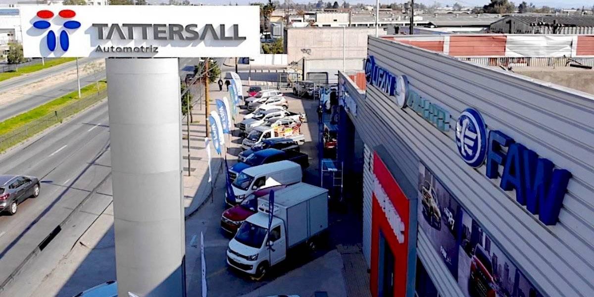Tattersall Automotriz tiene nueva casa matriz en Cerrillos
