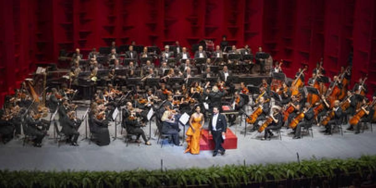 Teatro Nacional celebró 46 aniversario con concierto lírico