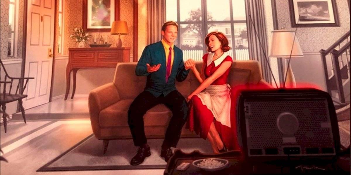 Wandavision sería una sitcom como Friends o Full House