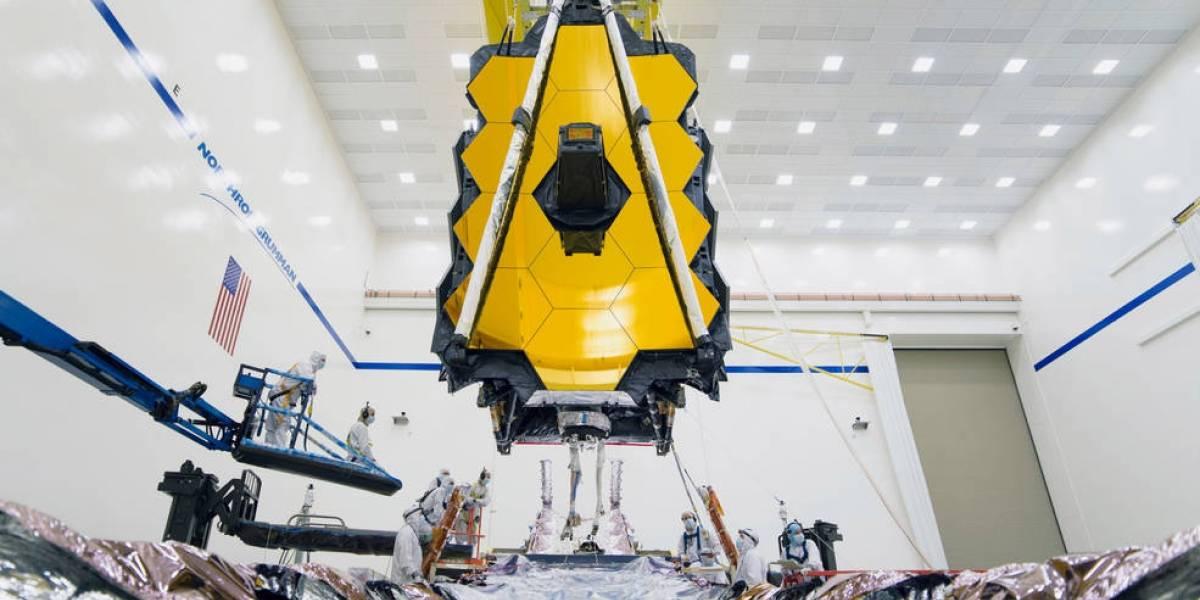 La NASA comienza ensamblaje de nuevo telescopio que explorará el Universo a través de luz infrarroja