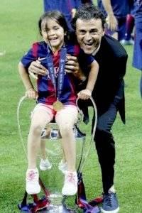 Triste noticia: Luis Enrique anuncia muerte de su hija