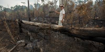 Policía identifica tres sospechosos de causar incendios en la Amazonía