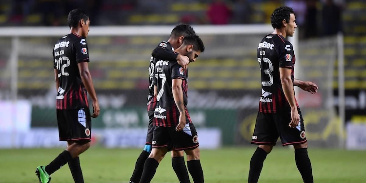 Veracruz suma 34 sin ganar, es derrotado por Monarcas Morelia