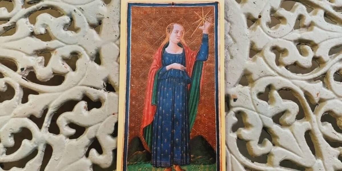 Tarot: Arcano do mês é a estrela