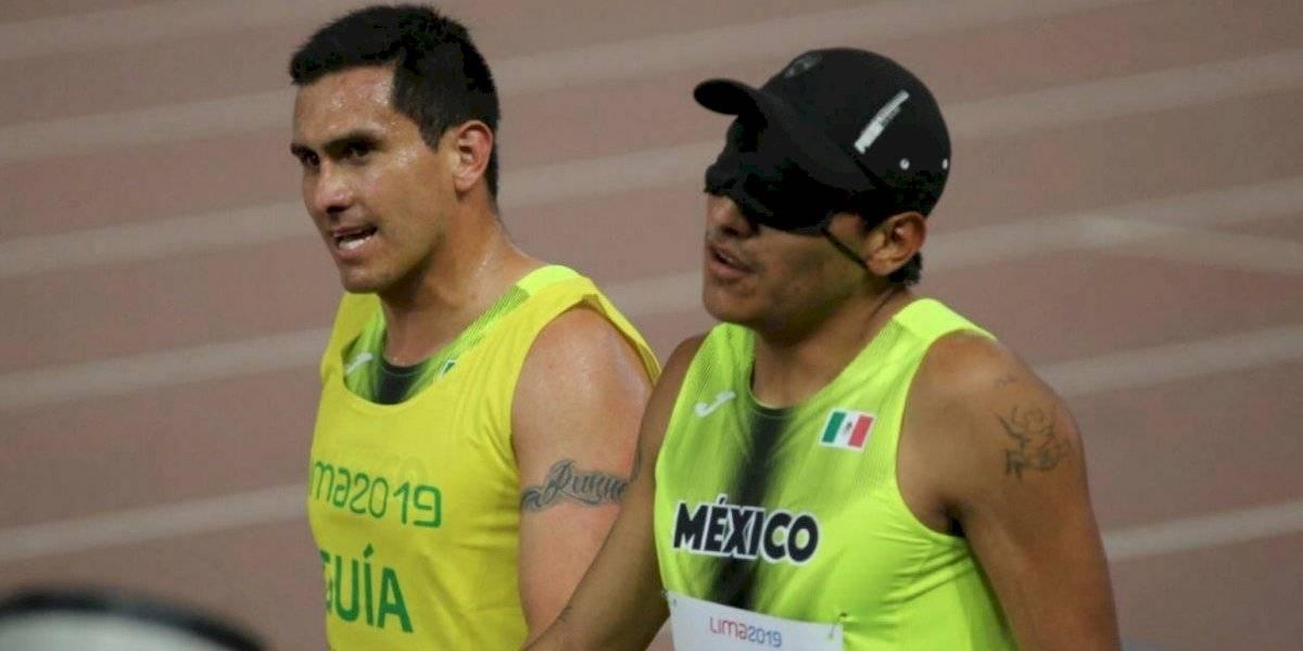 Alejandro Pacheco, de cantar en el metro a ganar medalla en los Parapanamericanos