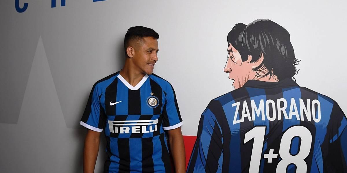 Bentornato al Calcio: Alexis Sánchez es nuevo jugador del Inter de Milán