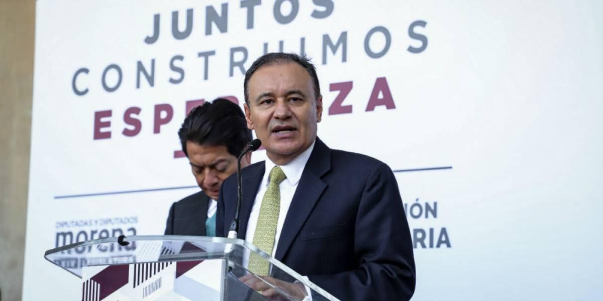 Alfonso Durazo plantea ampliar facultades de policías y Guardia Nacional