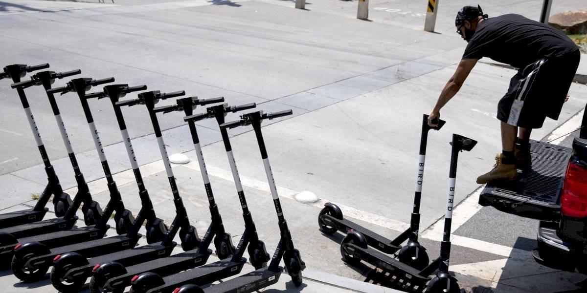 Terror en Miami por los scooters voladores asesinos que podría generar el huracán Dorian