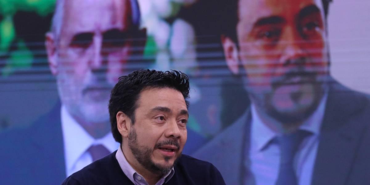Emiliano Arias presenta recurso de protección contra Fiscal Nacional