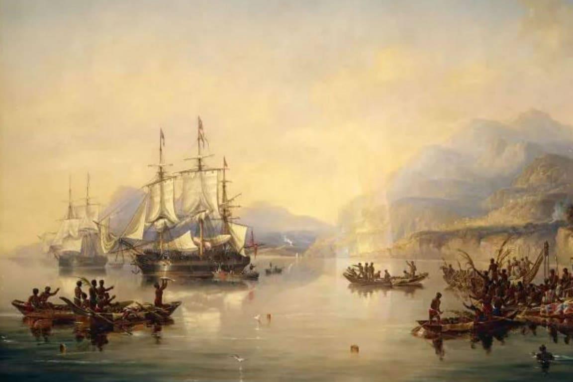 nvestigadores encuentran barco hundido en 1875 en perfectas condiciones
