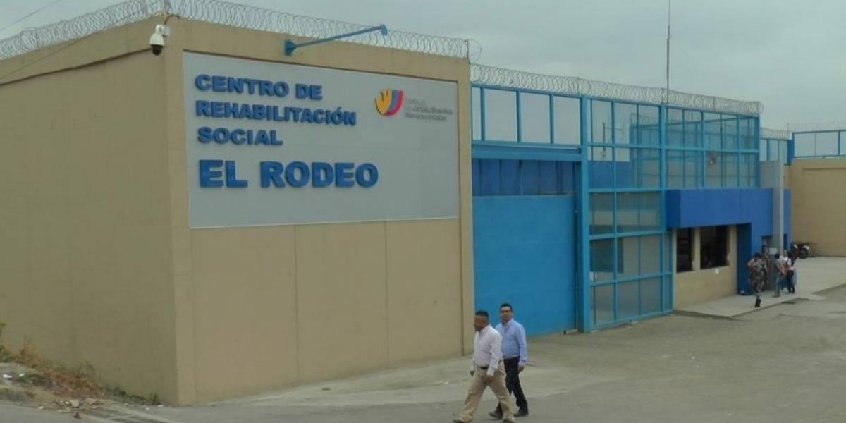 Manabí: Nueva balacera en la cárcel de El Rodeo deja un muerto