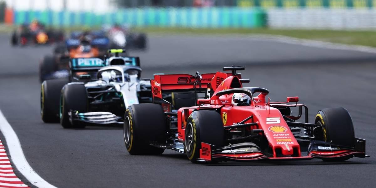 Gran Premio de Bélgica: ¿Ferrari podrá frenar el dominio de Mercedes?