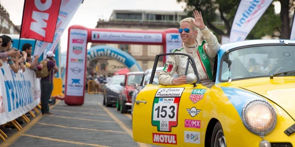 México se convierte en destino turístico de primer nivel con Carrera Panamericana