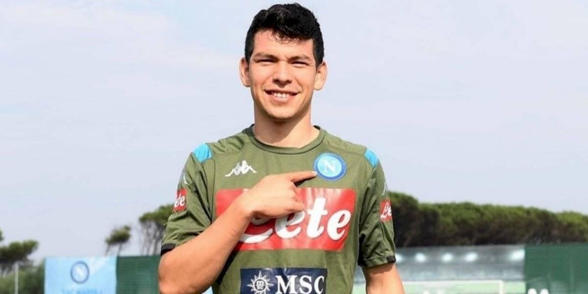 'Chucky' Lozano es convocado para enfrentar a la Juventus