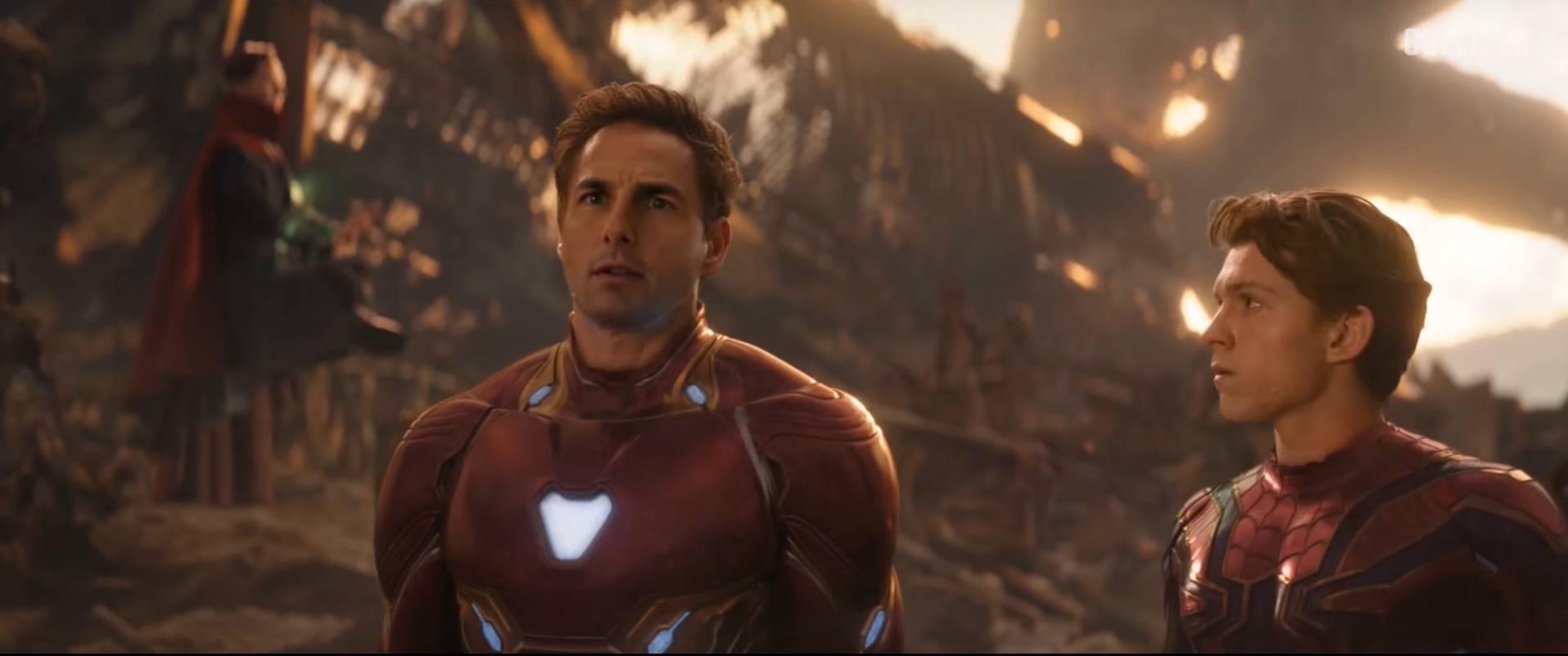 Iron Man Deepfake