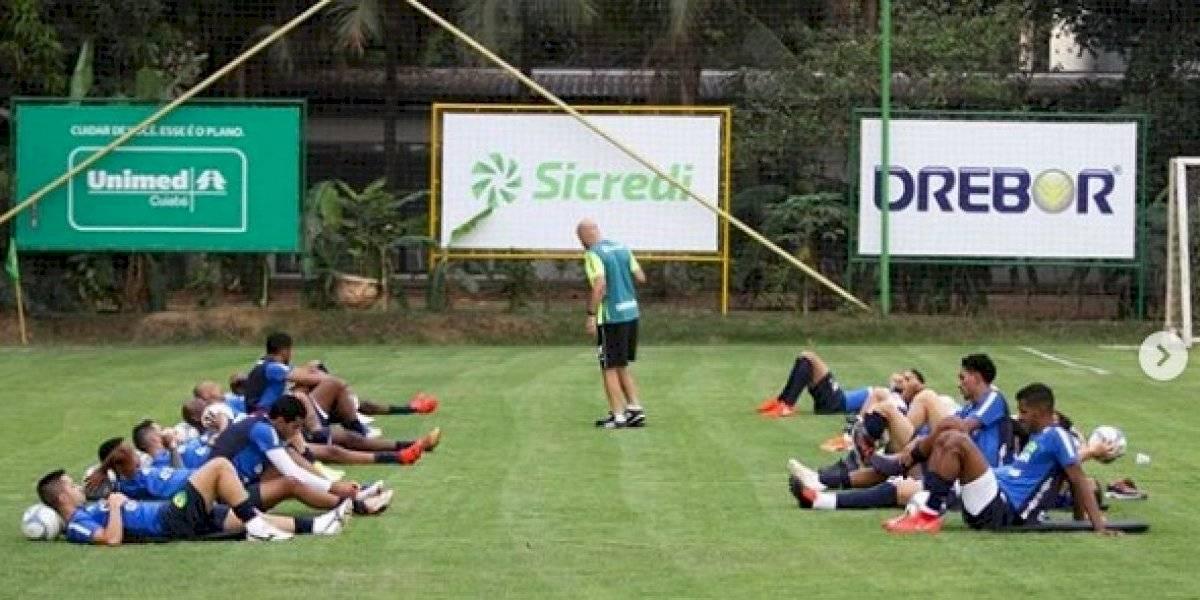 Série B 2019: como assistir ao vivo online ao jogo Cuiabá x Criciúma