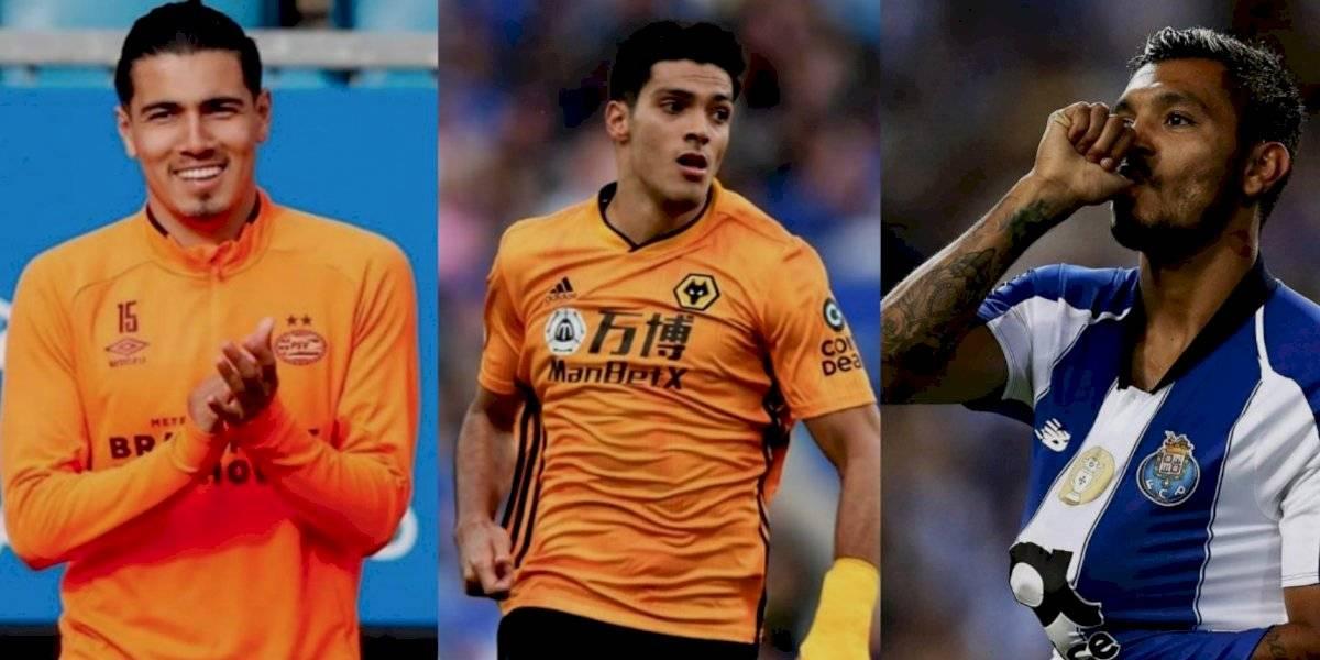 Europa League: Mexicanos conocen su destino en la fase de grupos