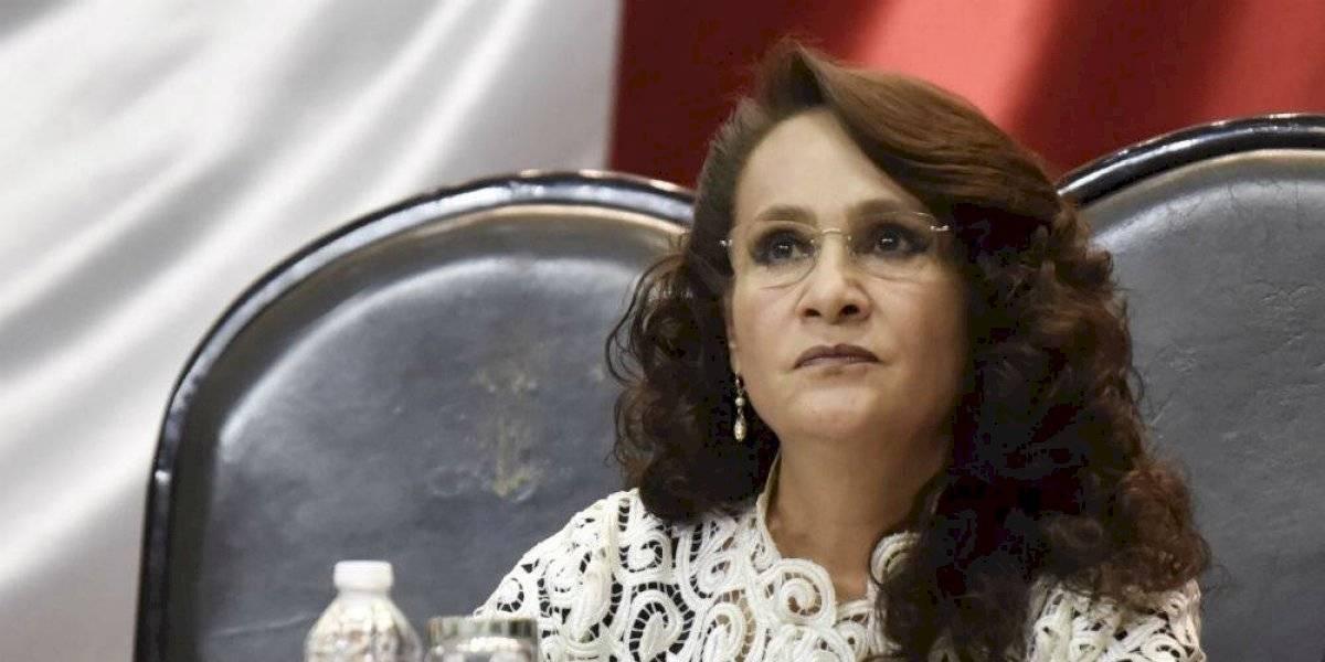 #PolíticaConfidencial Dolores Padierna no quiere a la ultraderecha en San Lázaro
