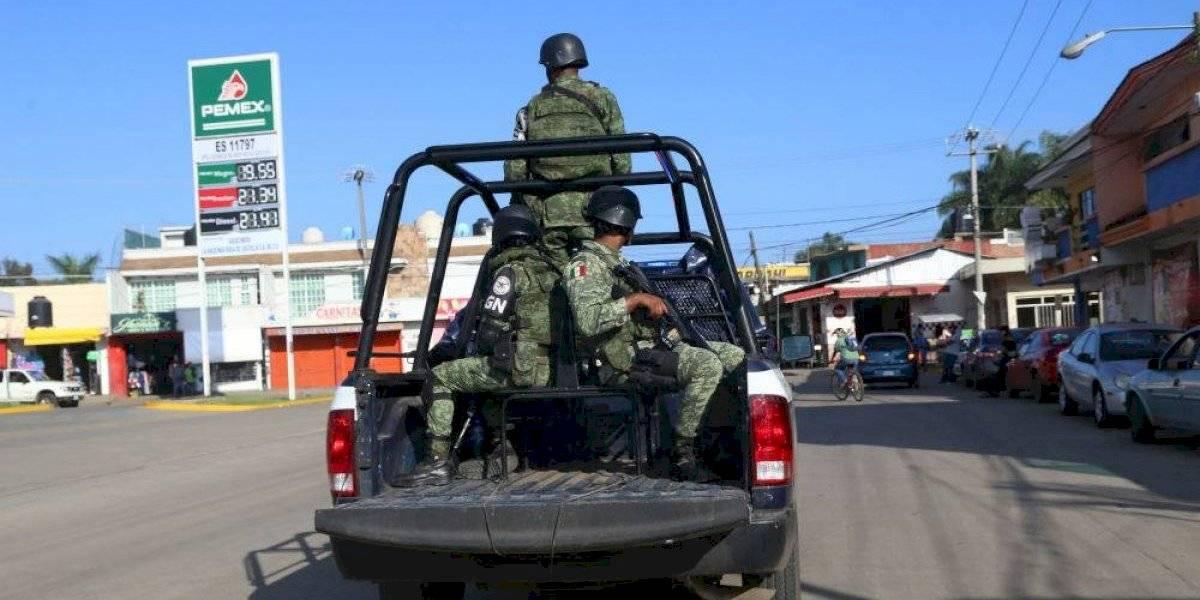 Enfrentamiento en Michoacán deja 9 muertos y 11 heridos