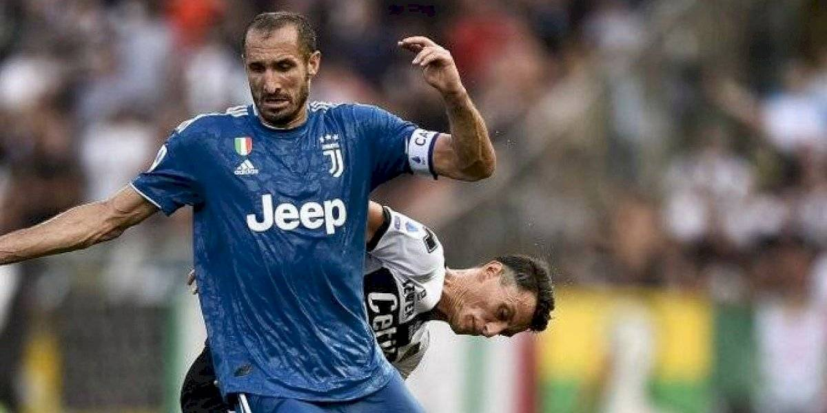 Juventus sufre por la grave lesión de su capitán que se perdería casi toda la temporada