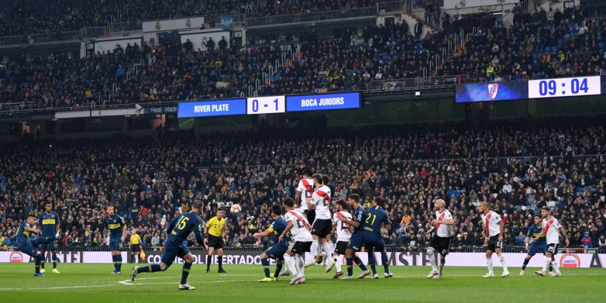 River Plate vs. Boca Juniors: ¿Cuándo, a qué hora y quién transmite el superclásico de la Copa Libertadores 2019?