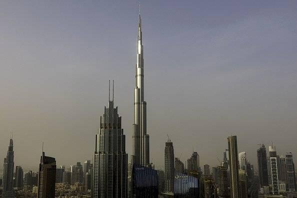Burj Khalifa de Abu Dhabi.