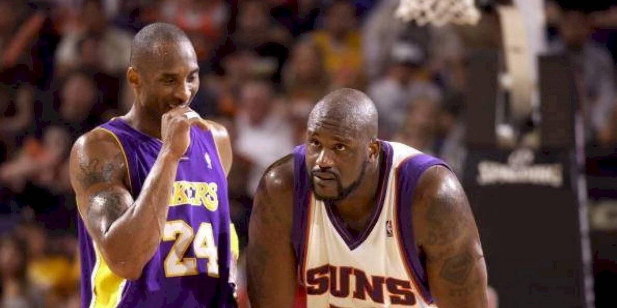 Ex compañero de Shaquille O'Neal reveló un código secreto para evitar darle el balón a Kobe Bryant