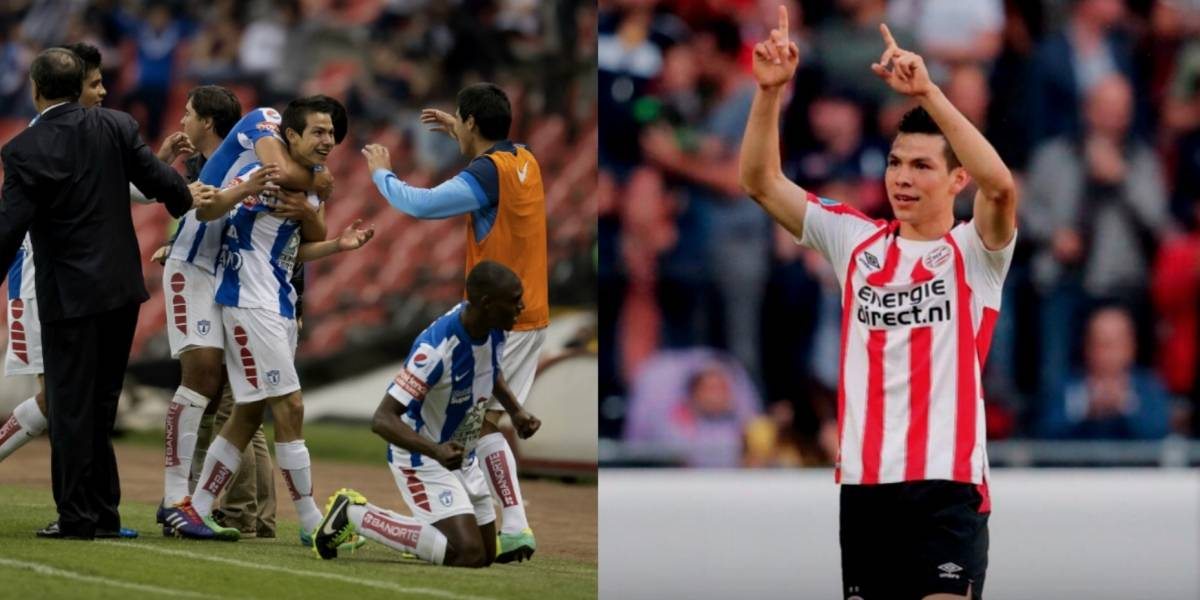¡Cuidado, Juve! Hirving Lozano marca gol siempre que debuta
