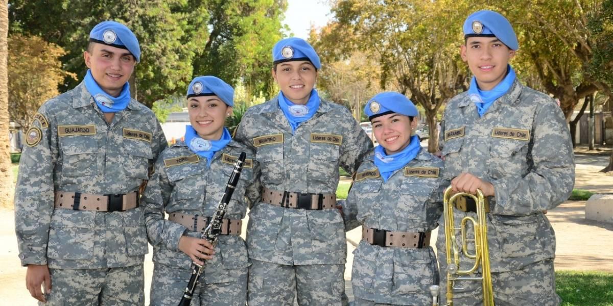 """Aumento de colegios premilitares: lo que buscan allí los """"cadetes"""" en su camino a las universidades o las Fuerzas Armadas"""