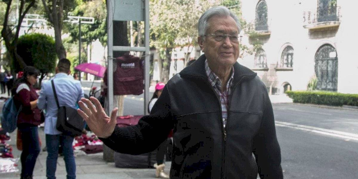Manuel Bartlett Díaz niega tener 'imperio' inmobiliario
