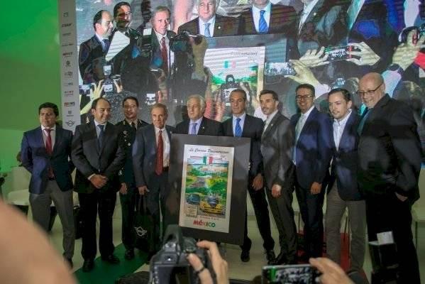 Mini confirma participación en la XXXII La Carrera Panamericana Cortesía