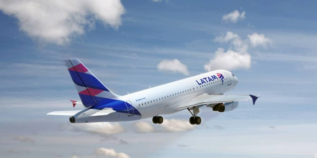 Companhia LATAM anuncia suspensão temporária de voos internacionais
