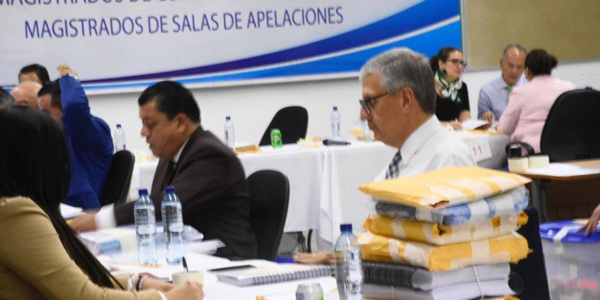 Presidentes del Congreso y de postuladora a CSJ se reunirán