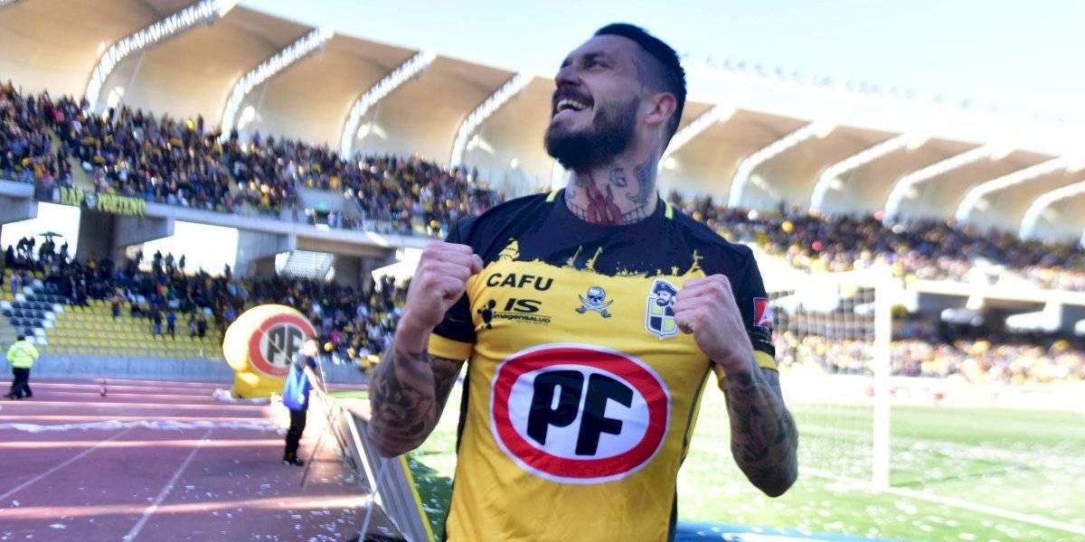La U enfrentará por primera vez a Mauricio Pinilla en partido lleno de morbo en Coquimbo