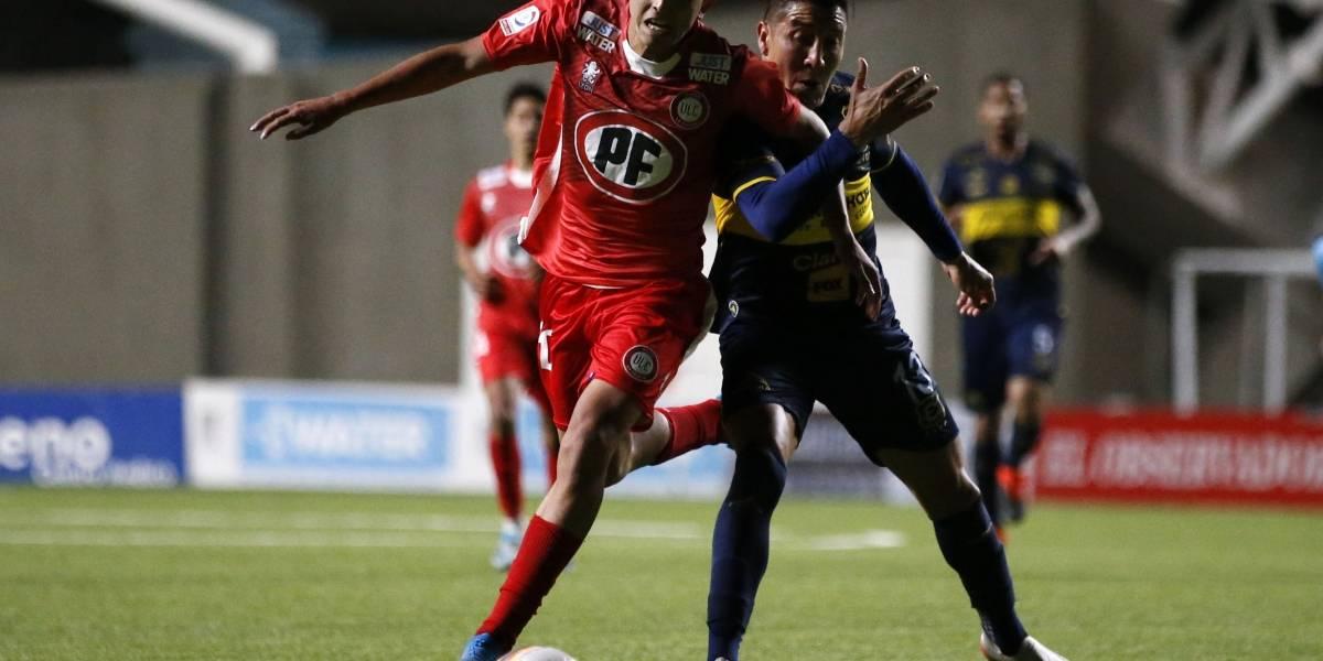 Los arqueros de ambos equipos brillaron sobre el final en el aburrido empate entre Unión La Calera y Everton