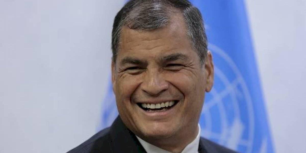 ¿Quién sería el binomio de Rafael Correa para las elecciones presidenciales 2021?