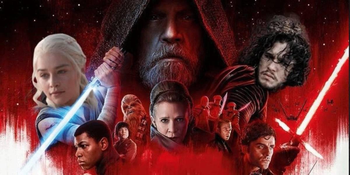 Episodio IX de Star Wars será menos peor que el final de Game of Thrones según Daisy Ridley
