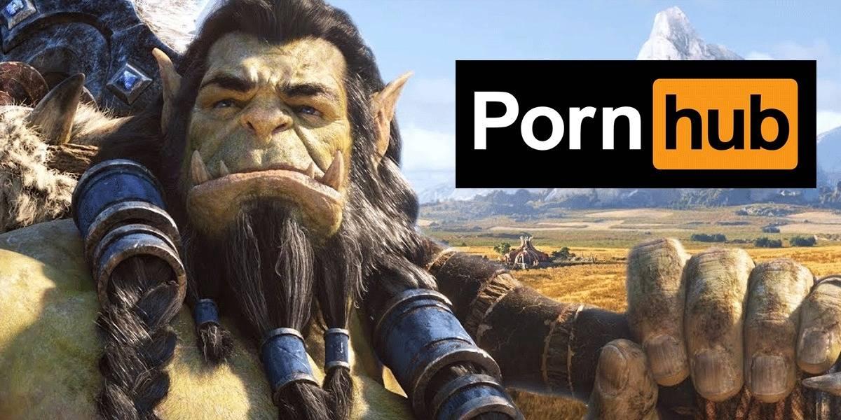 Porno de World of Warcraft se dispara en Pornhub tras lanzamiento de WoW Classic