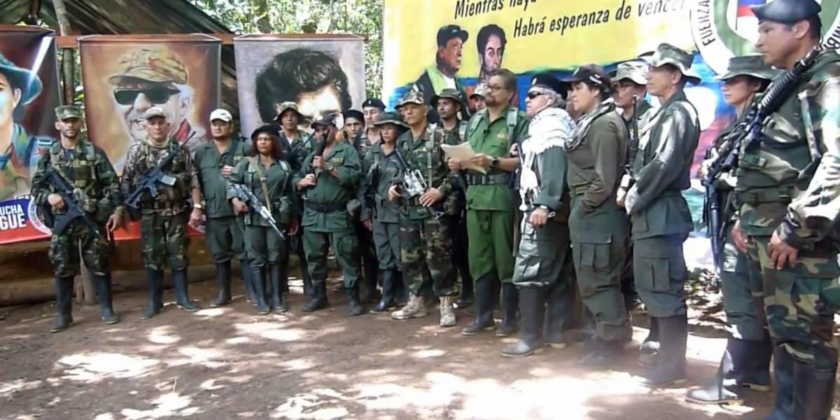 """Venezuela pide a Colombia no buscar """"excusas"""" ante rearme FARC"""