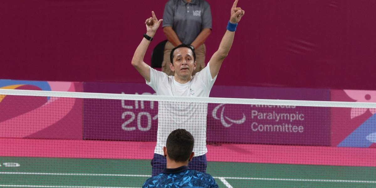 Raúl Anguiano gana histórica medalla para Guatemala en los Juegos Parapanamericanos