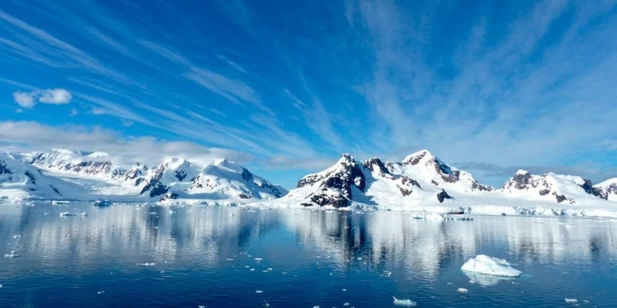 Conoce la 'cara aterradora' que Google Maps encontró en la Antártida