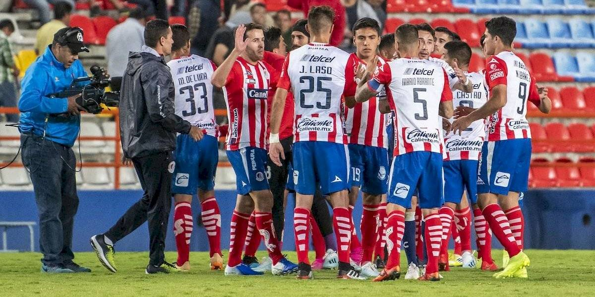 Atlético de San Luis da la sorpresa y derrota al Pachuca en el Hidalgo