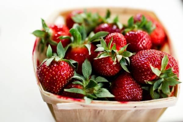 Como hacer un batido de fresa para adelgazar