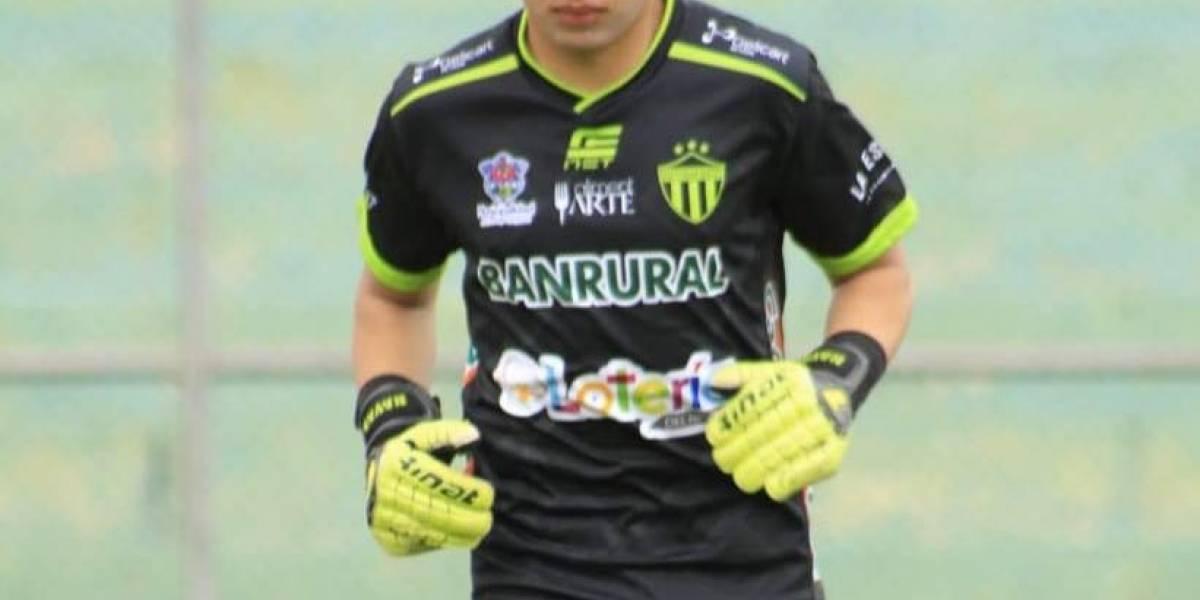 Futbolista antigueño de 17 años jugará con la filial de Pachuca