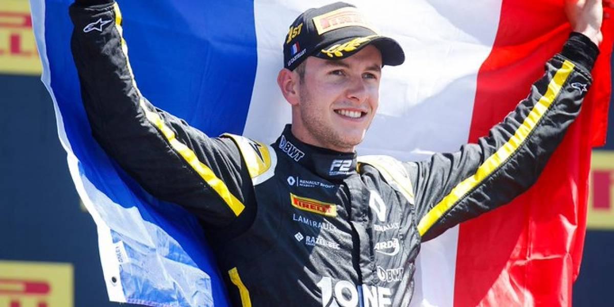 VIDEO. Muere piloto francés en una carrera de la Fórmula 2