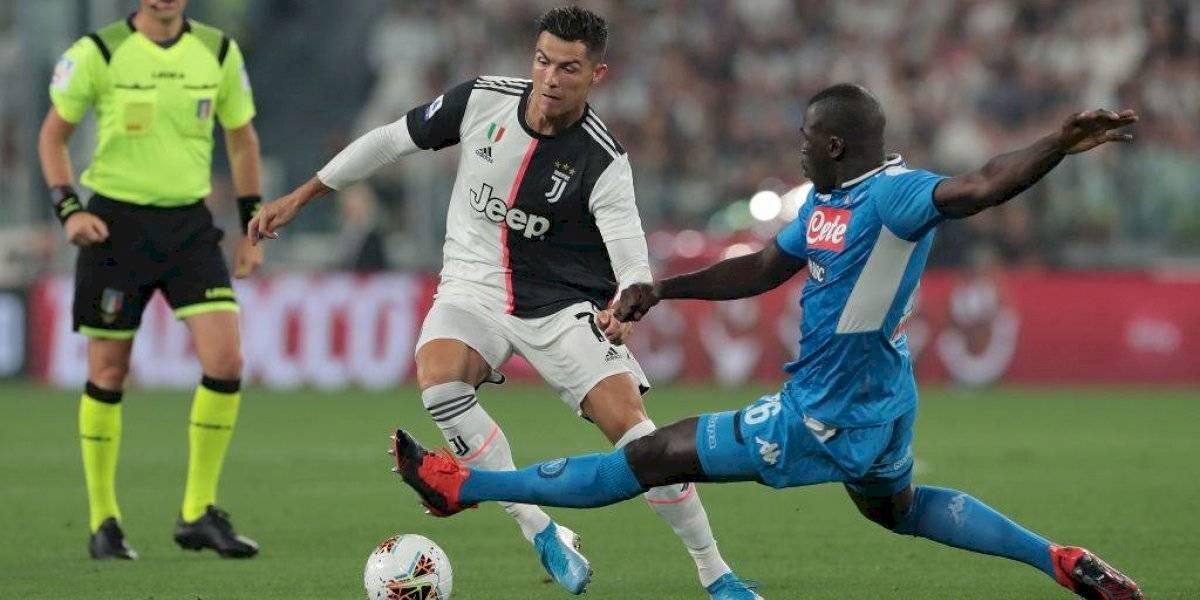 Juventus derrotó a Napoli en electrizante batalla que tuvo siete goles