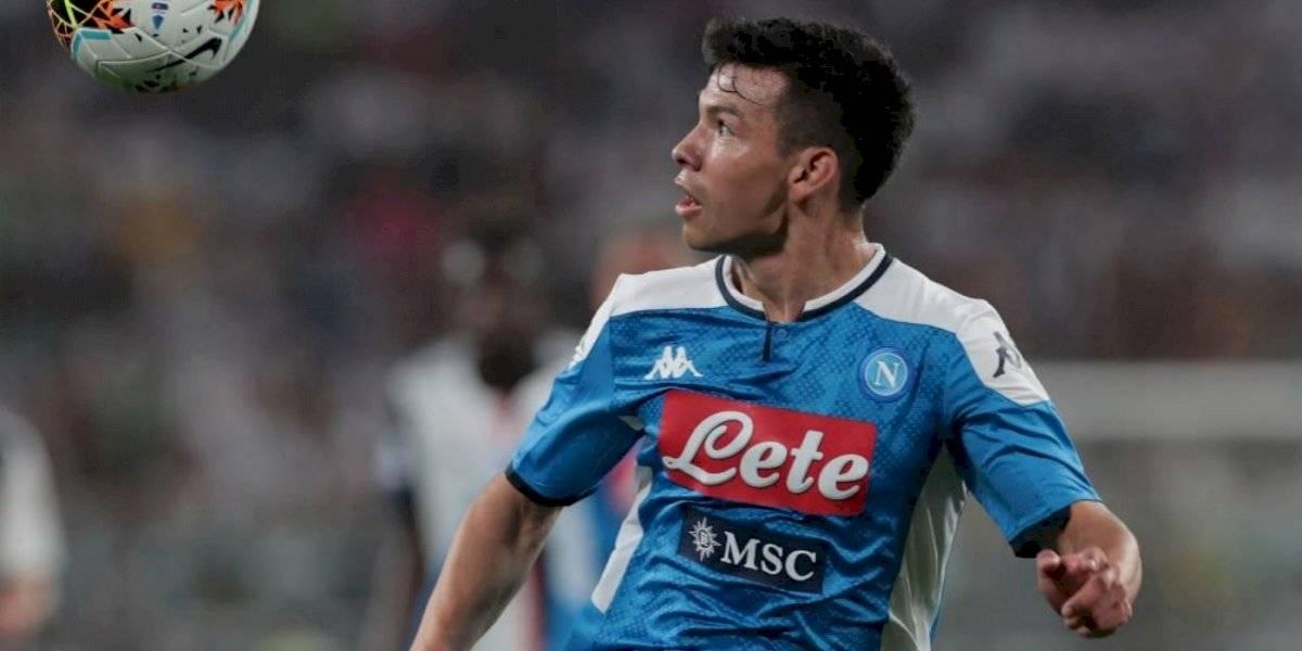 VIDEO: Hirving Lozano debuta en la Serie A con gol