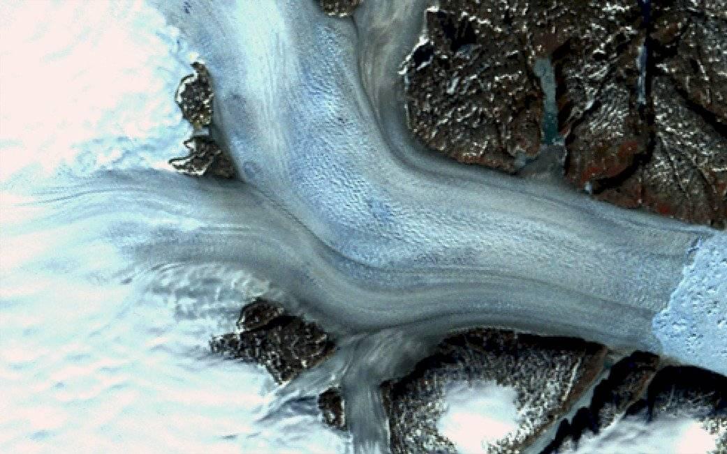 Imágenes satelitales de la NASA revelan el grave derretimiento de los glaciares en los últimos 50 años