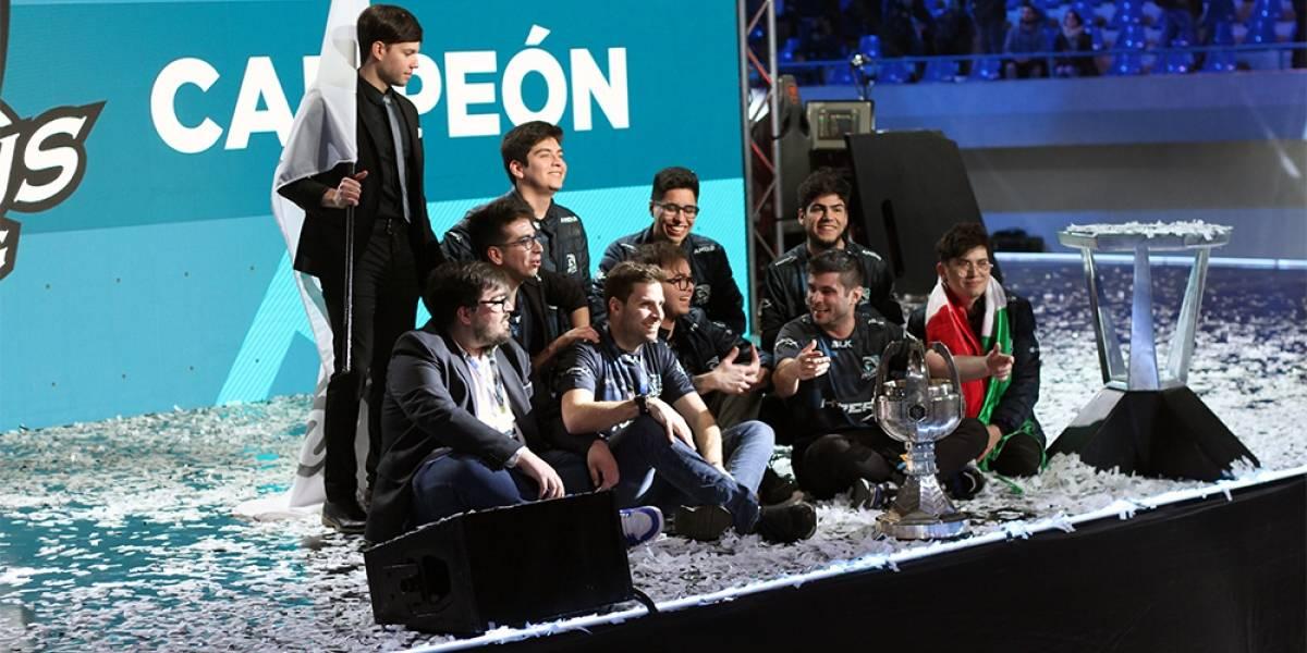Liga Movistar Latinoamérica: Isurus Gaming es bicampeón y saca tickets para Worlds 2019